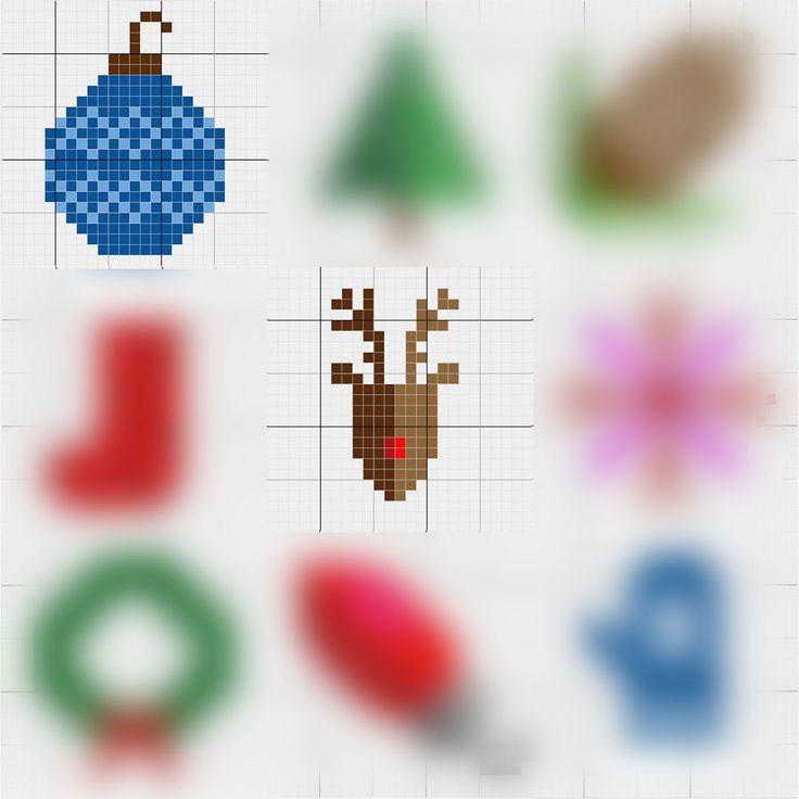 Mejores 392 imágenes de Crochet Holidays en Pinterest | Deco ...