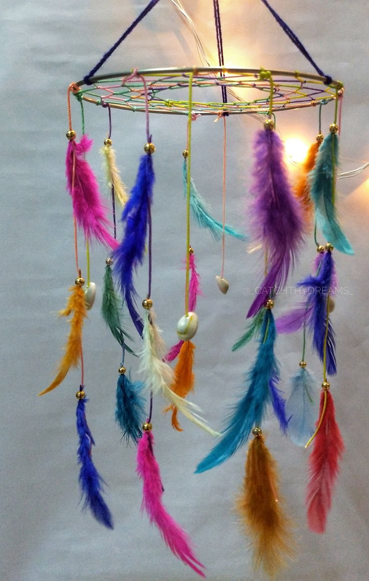 Our beautifully customized multicolored  chandelier dreamcatcher.  #catchthydreams #customerdiaries #love #chandelierdreamcatcher #diydreamcatcher #dreamcatcher #diy #mumbai #makeinindia #photooftheday #loveit #instadaily #picoftheday #igers #instacool