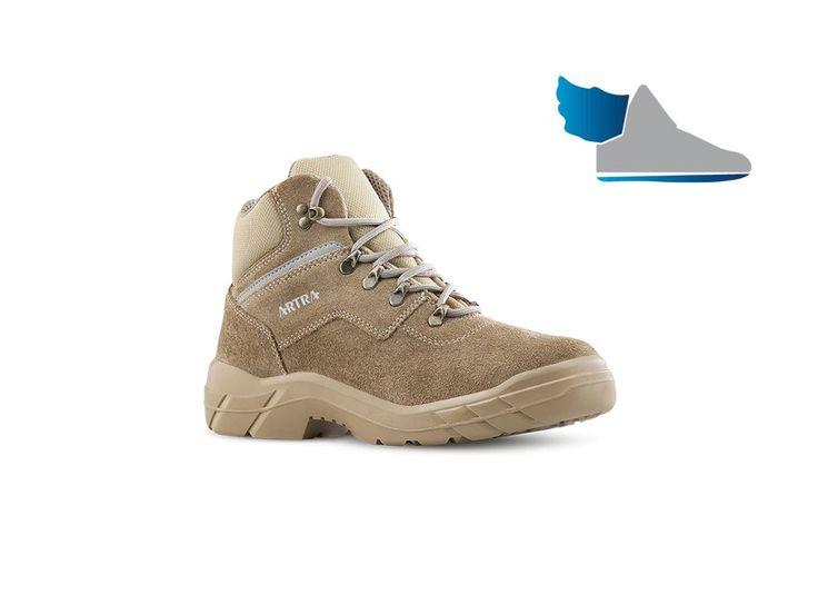 Pracovná, členková obuv model ARLES 947 8288 O1 FO SRC .   PRO POWER GRIP       odporučiť produkt    produkt v PDF    katalóg v PDF