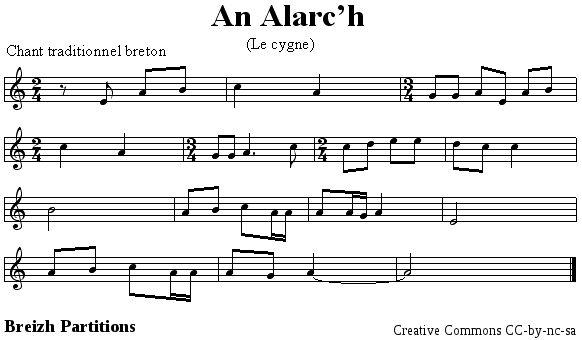 An Alarc'h