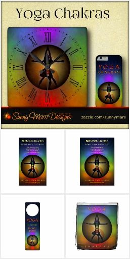Yoga Chakras Yin Yang Products