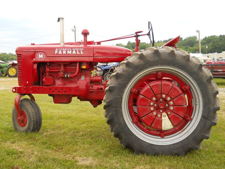 Farmall M Tractor Online Manual - Wiring Diagram •
