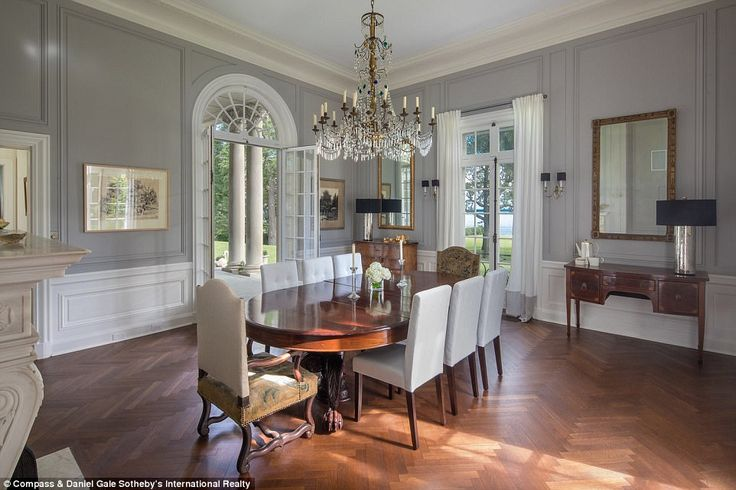 Harrison Design restored and renovated the property after it was purchased by investor James Mai and his wife Chiara in 2012 for $6.675 million