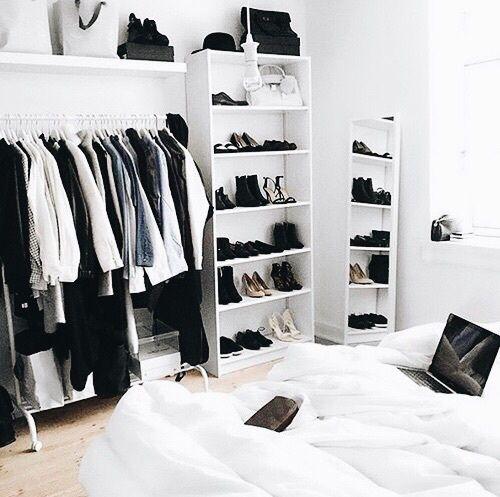 Imagem de room, closet, and clothes