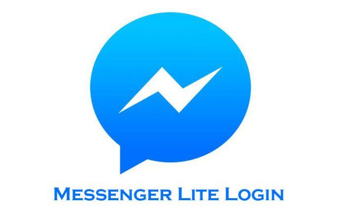 Messenger Lite Login Facebook Apps Facebook messenger