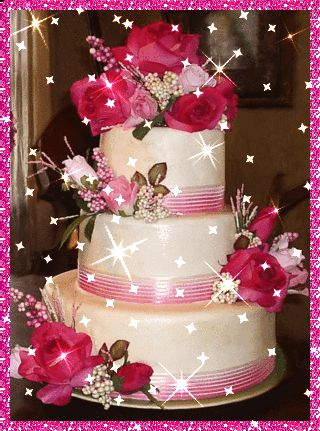 Image result for happy birthday sara cakes gif animated