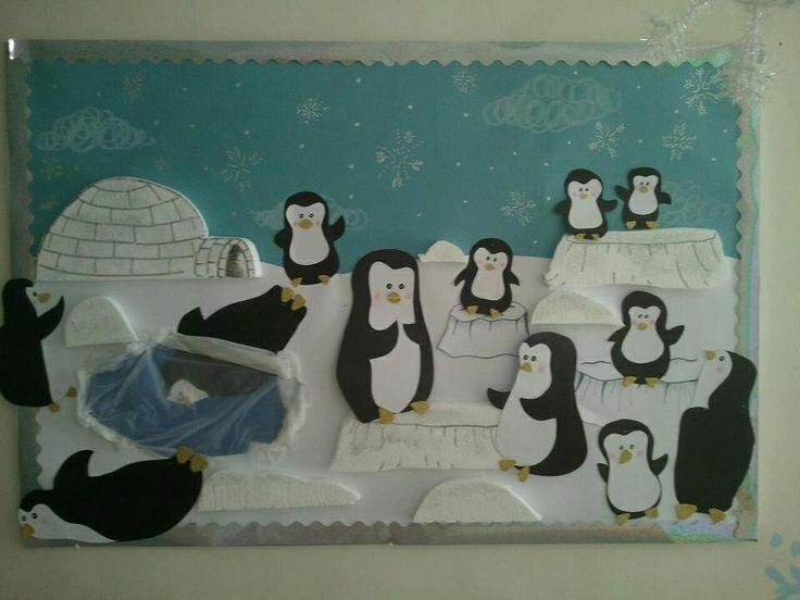 Penguins Bulletin Boards Amp Classroom Doors Winter