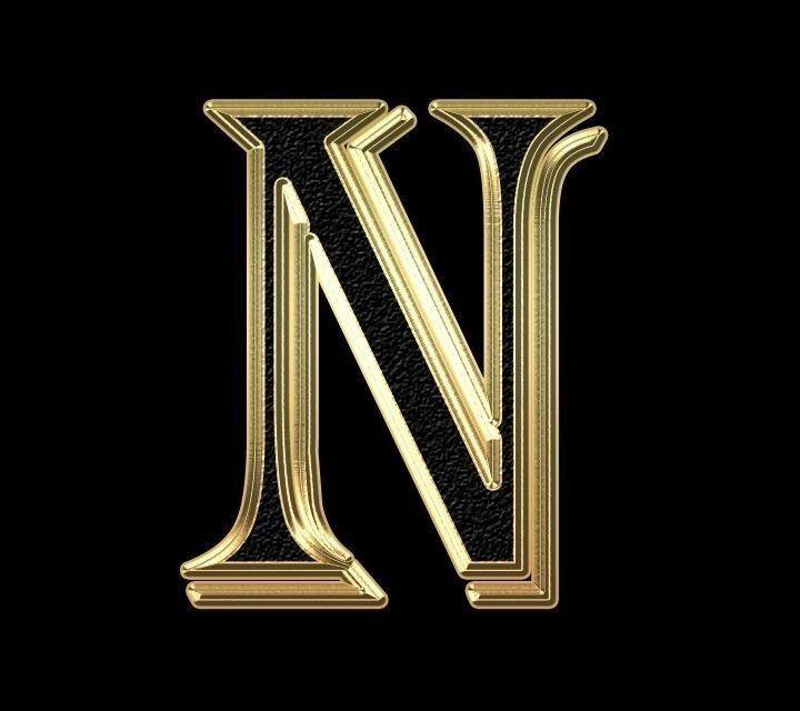 Samsung Wallpaper Gold Hintergrundbild Tapete In 2020 Metal Font Lettering Alphabet Monogram Alphabet