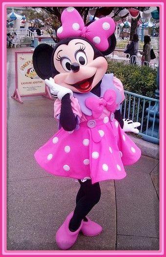 imagenes de mimi mouse rosa: Hoy te sigo contando mas de la vida de Mickey y te traje imagenes de minnie mouse con vestido rosa