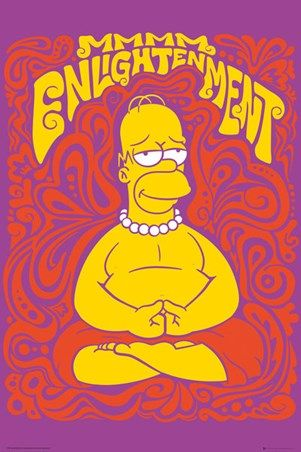 Enlightenment - Homer Simpson