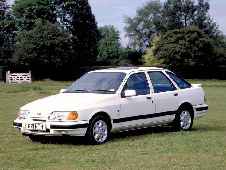 1987 Ford Sierra Mk II XR4x4