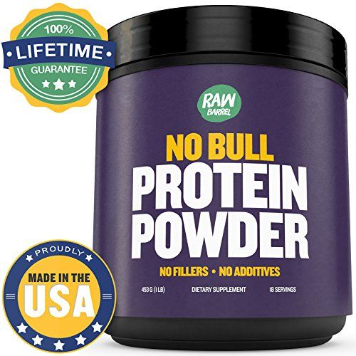 NoKiddingCoupons.com Raw Barrel's Pure Unflavored Whey Protein Powder - Purchased for my daughter who is very athletic and studying nutrition at OSU.