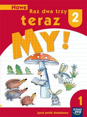 """Nowe """"Raz, dwa, trzy, teraz my!"""" Język polski. Ćwiczenia dodatkowe klasa 2, część 1 - Sklep"""
