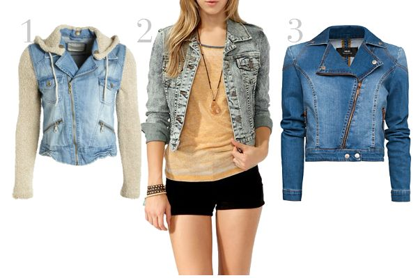 how to make jackets from old jeans