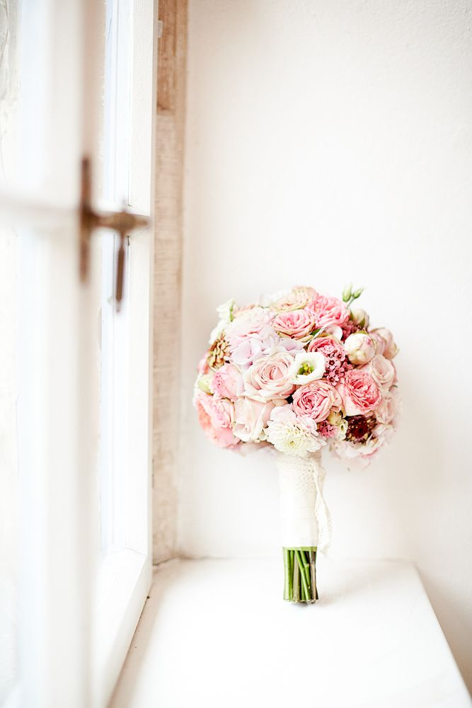 Bouquet // Weiß / Rosa / Rot