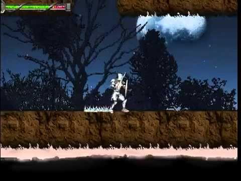 Knight Fighter - Un jeu de plate-forme en armure médiévale ! (Jeu Complet gratuit) - Jeux vidéo gratuits et indépendants à télécharger | Jeux vidéo gratuits et indépendants à télécharger