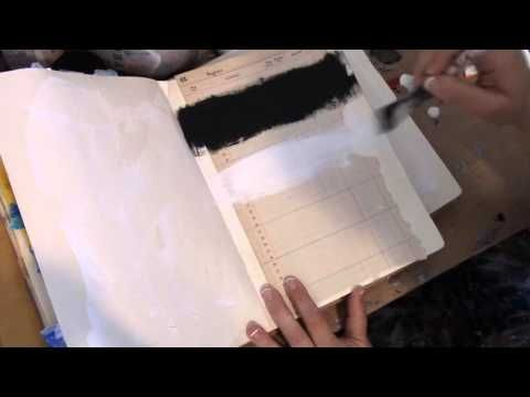 Dina Wakley Media Gesso Tips & Techniques