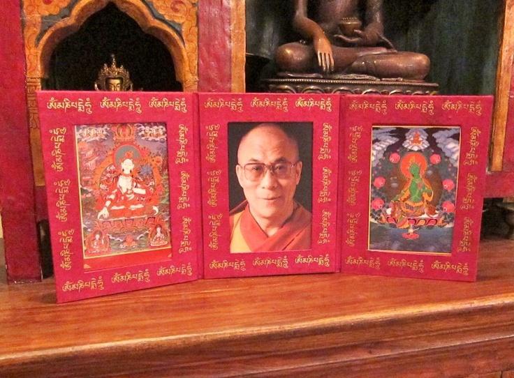 www.dharmashop.com/dalai-lama-altar-picture-frame/): Dalai Lama, Lama ...