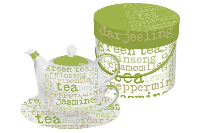 www.gifthaus.co.za Graphic Tea 4 One