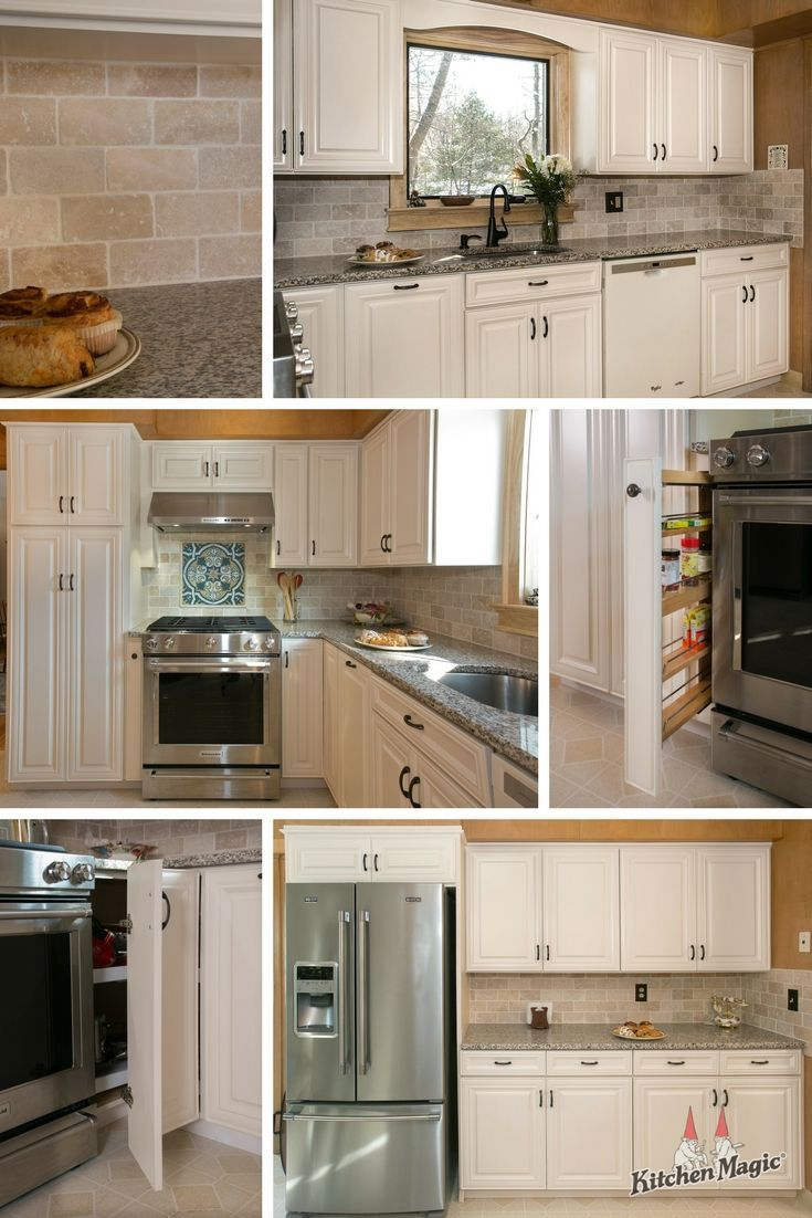Kitchen Remodel Gets A Groovy Kind Of Love Kitchen Remodel Simple Kitchen Kitchen