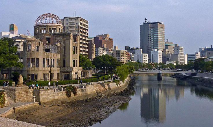 Mémorial de la paix d'Hiroshima | Le Japon d'Émilie