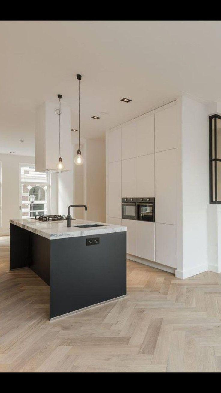 11+ Uplifting White Kitchen Remodel Modern Ideas