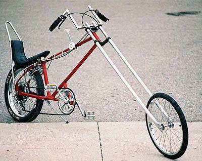 tipos de bicicletas choppers - Buscar con Google   Type of ...