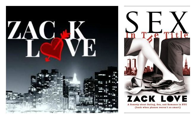 The Fast Five with … Zack Love – We Heart Writing