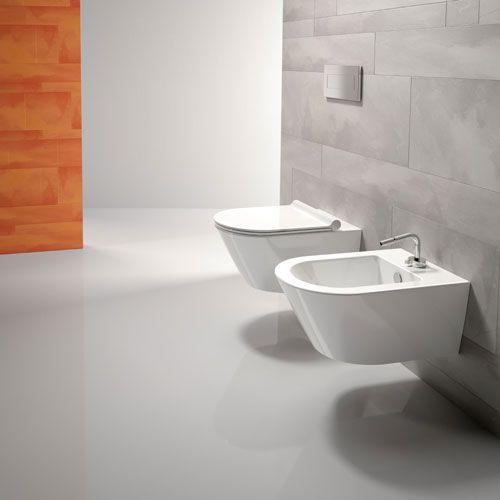 Hoogwaardig italiaans design toiletten van Catalano.