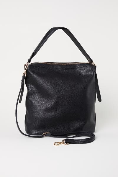 Hobo bag - Black -  455362790fc2c