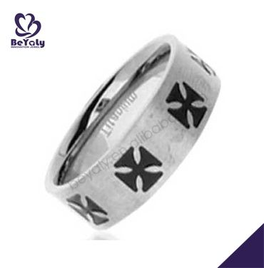 gear ring stylish fashion jewelry stainless steel rings $1~$3