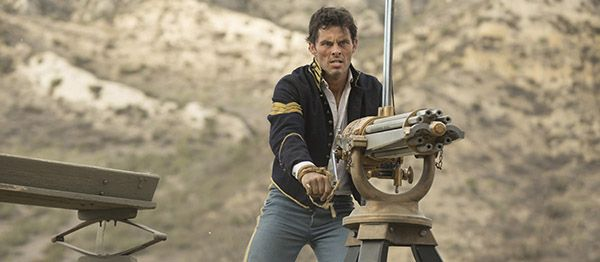 Westworld's James Marsden on the Season Finale, Season 2, and That Gatling Gun << Rotten Tomatoes – Movie and TV News