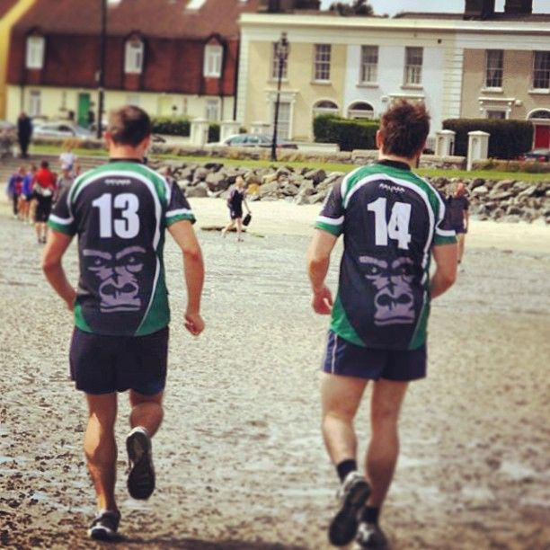 celticck 1 day ago Celtic Comet in tag rugby action last weekend! Just in case singing doesn't work out... @emmetcahillCT