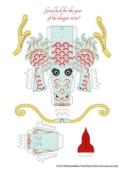 cardboard dragon template - 320 best printable paper toys images on pinterest