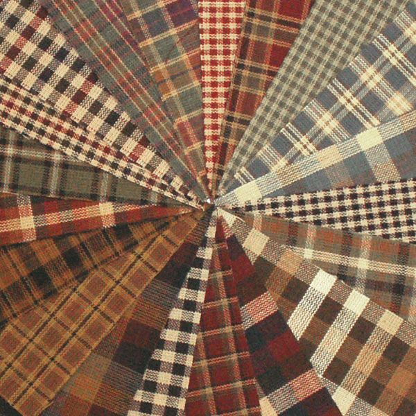 Quilt Patterns For Homespun Fabric : 31 best images about Homespun on Pinterest Quilt, Plaid and Rag quilt