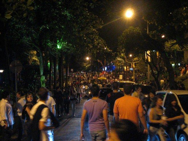 Feria de Flores, Medellín, Colombia #travel #colombia #nightlife