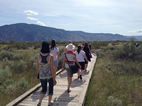 Osoyoos Desert Centre. Photo: Destination BC