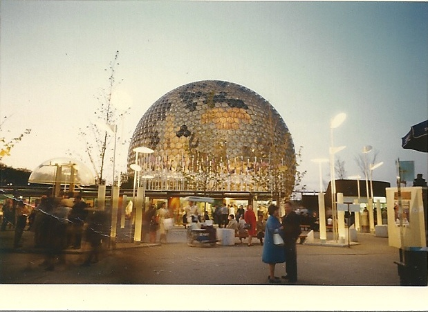 Pretty cool  ~ Expo 67 ~ a little bit of History