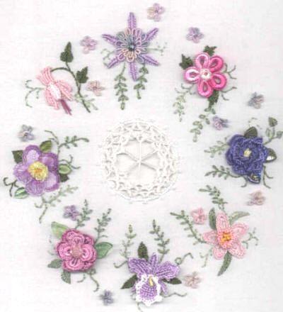 JDR 191 Ruth's Flower Shop Wreath