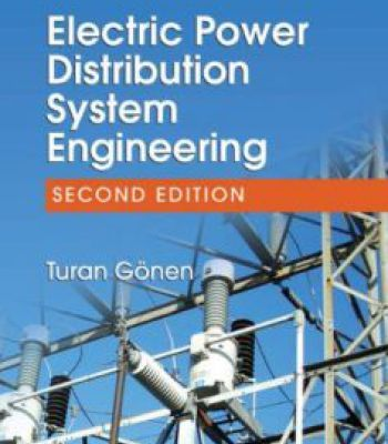 Electric Power Distribution System Engineering Second Edition PDF