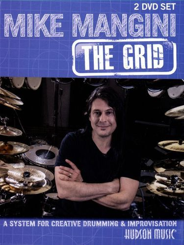 Mike Mangini: The Grid - A System for Creative Drumming & Improvisation [DVD] [2013]