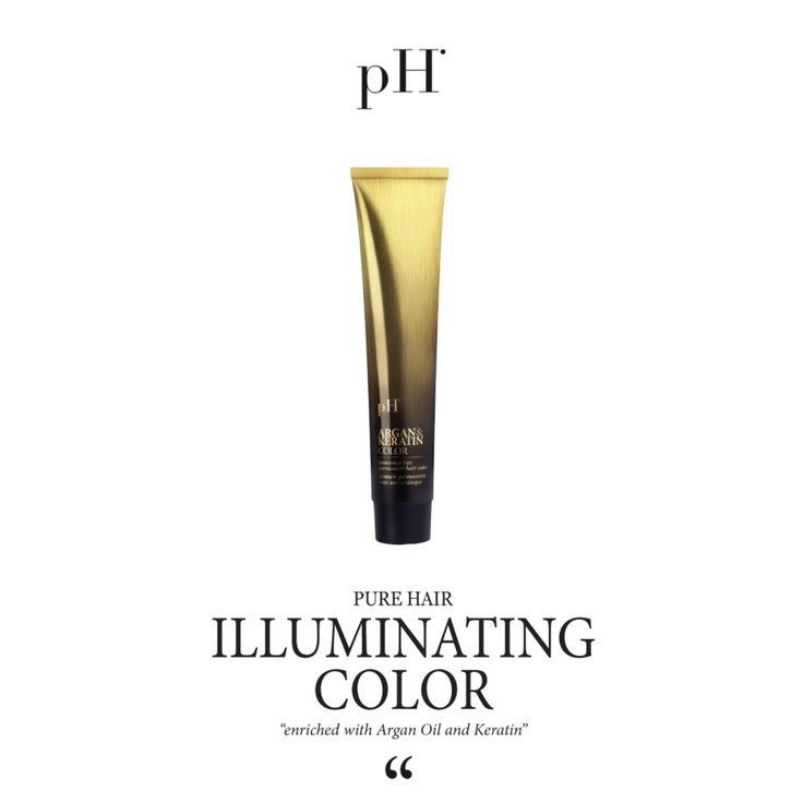 pH Pure #Hair Illuminating #Color è una rivoluzionaria crema gel colorante senza ammoniaca, arricchita con Olio di #Argan e Keratina. Colori intensi. Riflessi luminosi. Perfetta copertura dei capelli bianchi. Schiarisce il colore naturale fino a 4 toni, assicurando una lunga durata e tenuta del colore. Una formula delicata, ideale anche su capelli molto sfruttati e sensibilizzati. pH #Pure Hair #Illuminating Color ha una profumazione gradevole. #hairsalon #hairstylist #pHlaboratories
