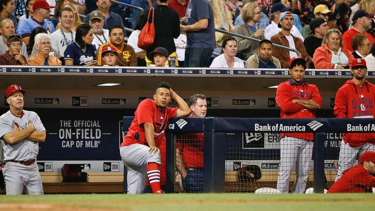 #STLCards drop opener to Padres, 9-3. Missouri Lottery Cardinals Live postgame is next.
