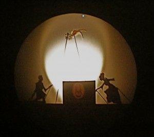 Die Guten, die Bösen und die Toten - live (The Good, the Bad, and the Dead) live as shadowplay, performed by Master Jack & Miss Djuna Lou. More pics coming soon