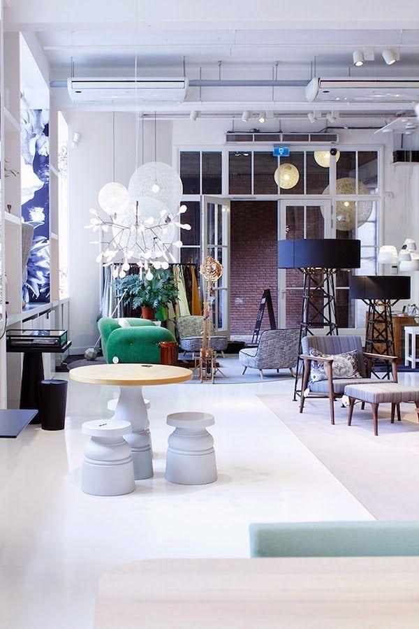 MOOOI Showroom and Brandstore | Blogtour Amsterdam | Vosgesparis | Bloglovin'