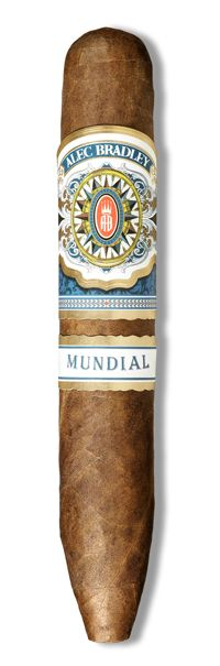 Alec Bradley Mundial No. 5 | Cigar Aficionado Top 25 of 2014