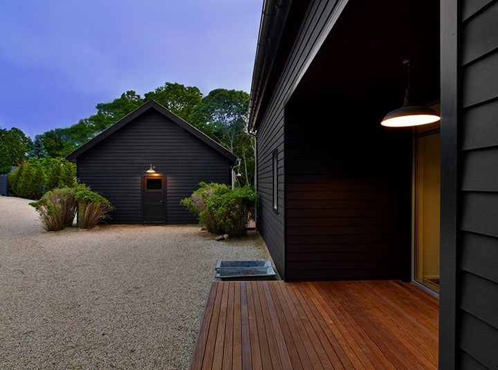 KDHamptons Featured Property: Mark Zeff's Stunning Sag Harbor Black Barn