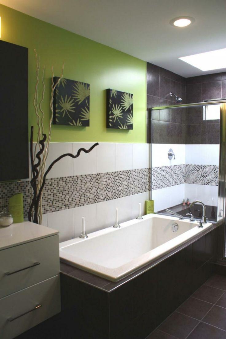 Les 25 meilleures id es de la cat gorie salle de bain zen sur pinterest d c - Idee salle de bain zen et nature ...