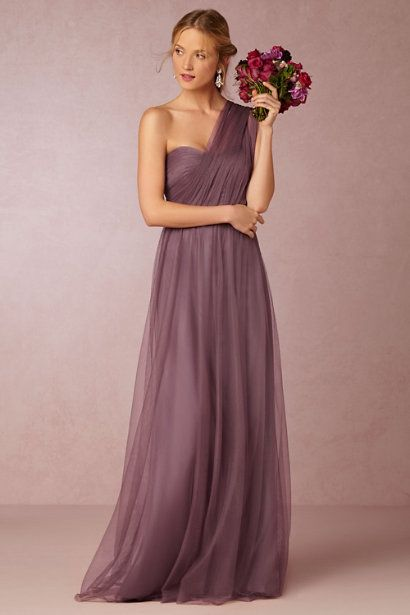 Gorgeous bridesmaid dress - so romantic! #bridesmaiddress