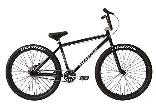 "Eastern Bikes Growler BMX Bicycle, Gloss Black, 26""/One Size *** Check this awesome product by going to the link at the image."